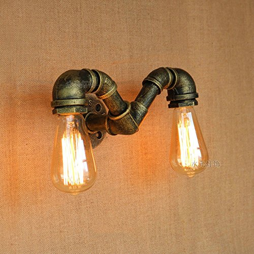 Industrial Wall Mounted Lights - Steampunk Ages