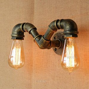 Industrial wall mounted lights steampunk ages industrial wall mounted lights mozeypictures Choice Image