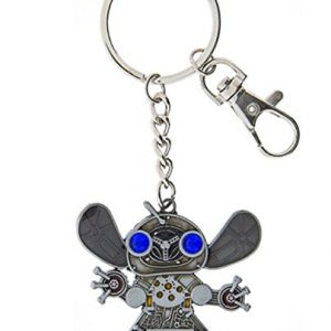 WDW Parks Keychain - Mechanical Kingdom - Steampunk Stitch