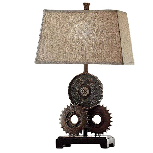 Gears Table Lamp