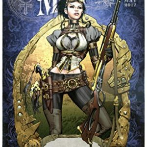 LADY MECHANIKA #1, NM, FCBD, Steam Punk, 2017, more Promo / items in store