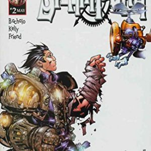 Steampunk #2 VF/NM ; WildStorm comic book