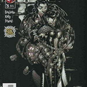 Steampunk #8 VF/NM ; WildStorm comic book