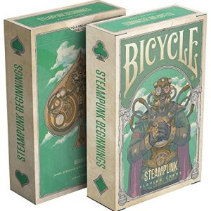 Steampunk Playing Cards