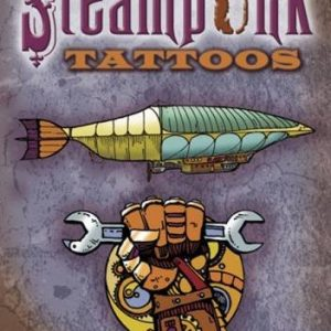 Steampunk Tattoos (Dover Tattoos)