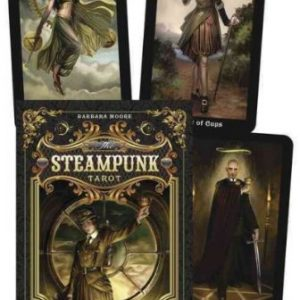The Steampunk Tarot, Paperback and Cards Box Set
