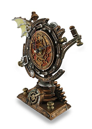 The Stormgrave Chronometer Clock