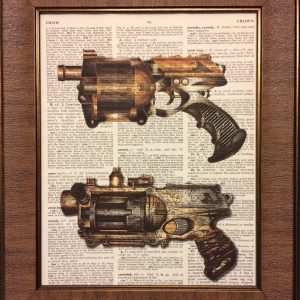steampunk art work
