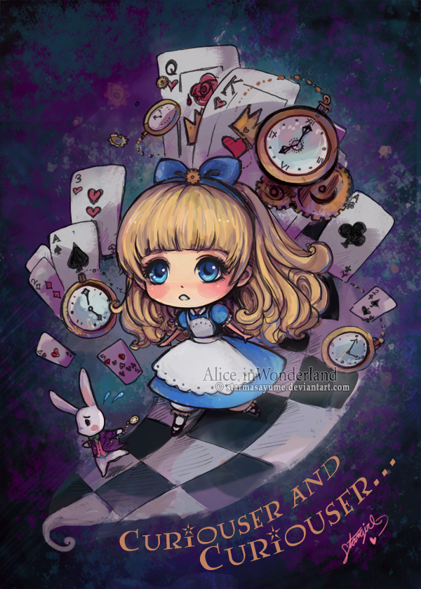 48 Best Alice in Wonderland images in Steampunk style