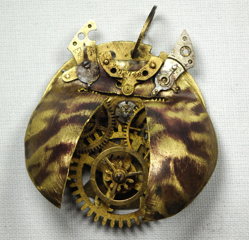 Steampunk style hand made works by Shadows-Ink