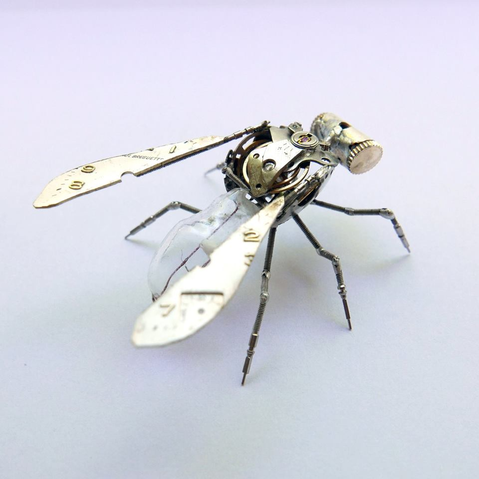 Mechanical insects