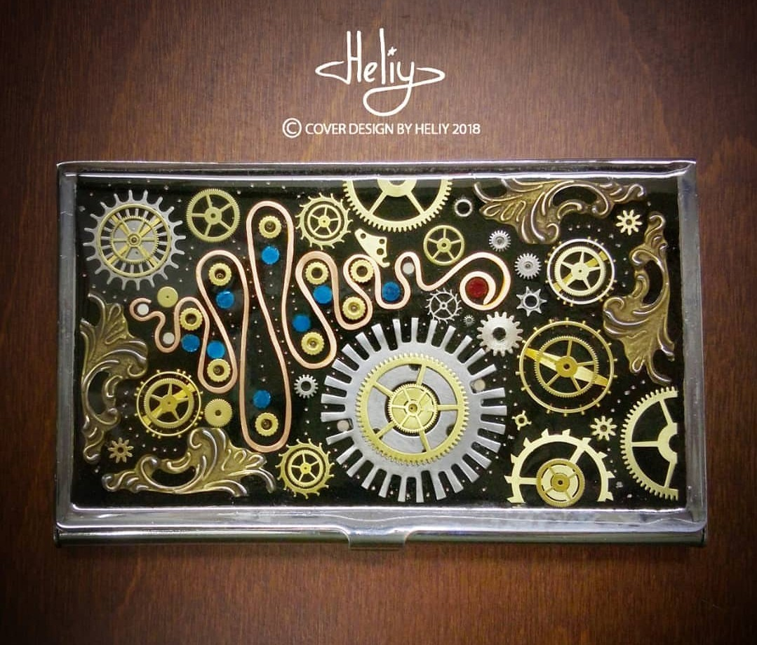 Steampunk Style Home Decor by HELIY