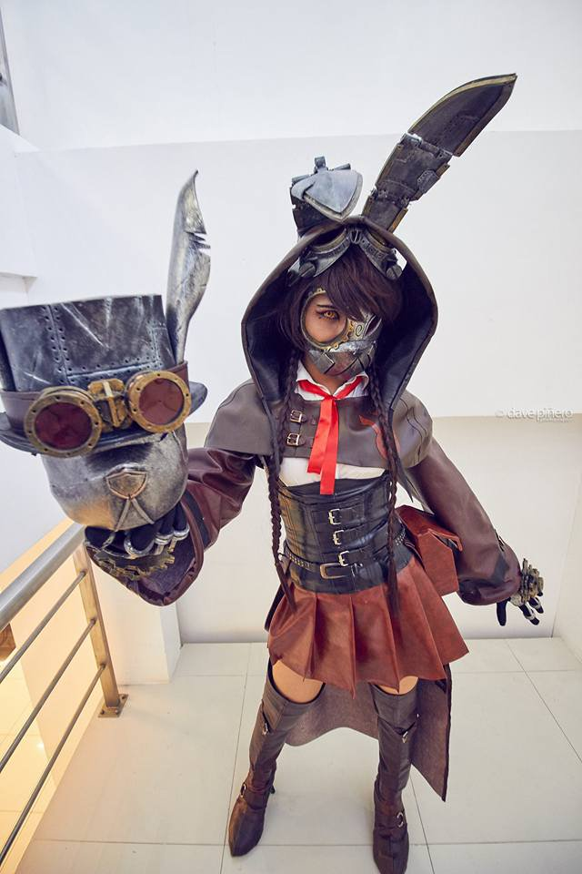 Cosplay March Hare Copperbolts by Rankun Ren Shiranui