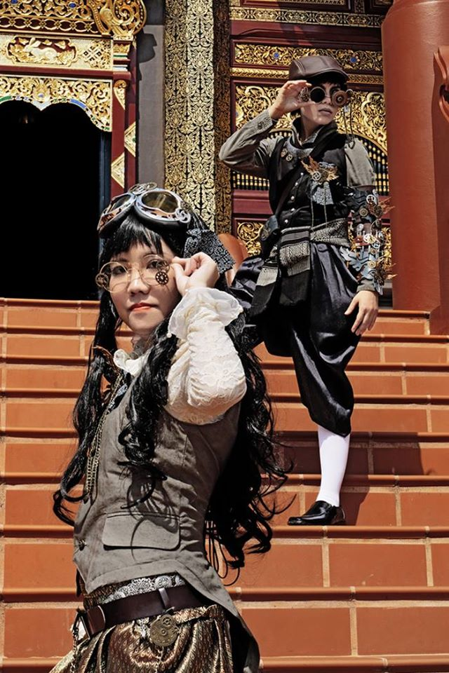 Thai steampunk
